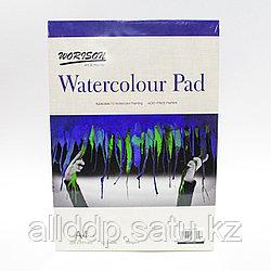 Скетчбук, А4, watercolourpad, 12 листов