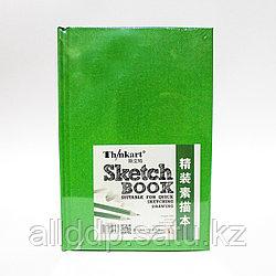 Скетчбук для зарисовок, 14*21.6 см, 110 листов