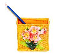 Подставка для ручек, керамика