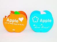 """Подставка для бумаги""""Аpple"""", дерево"""