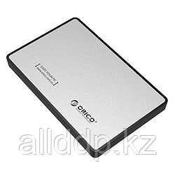 "Внешний корпус для жесткого диска ""External Portable Box for Hard Disk 2.5"" SATA, Interface USB 3.0"""