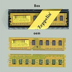 "Модуль оперативной памяти ""Zeppelin DDR III (10600) 2048 MB 1333 MHz"""