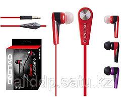 "Наушники ""Headphones for iPad / MP3 / iPone OVLENG iP 730 Ø10mm,32Ω,106dB/mW,12-22000Hz,1.2m"""