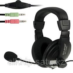 "Наушники ""Headphones+ microphone OVLENG OV-L 750 MV ,Ø 40mm,32Ω ± 15℅,100± 3 dB,20-20,000Hz,50mW,2m"""