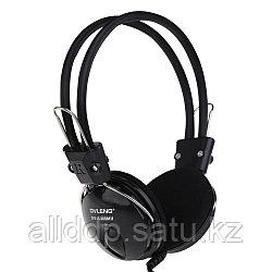 "Наушники ""Headphones+ microphone OVLENG OV-L808 MV ,Ø 40mm,32Ω ± 15℅,100± 3 dB,20-20,000Hz,50mW,2m"""