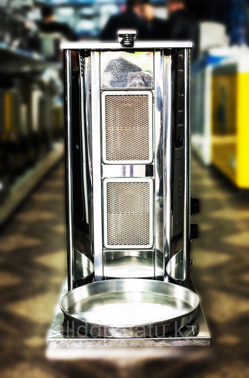 Аппарат для донера, 2 горелки, 40х54х72см