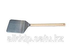 Лопата для пиццы с деревянной рукояткой, 26*84 см