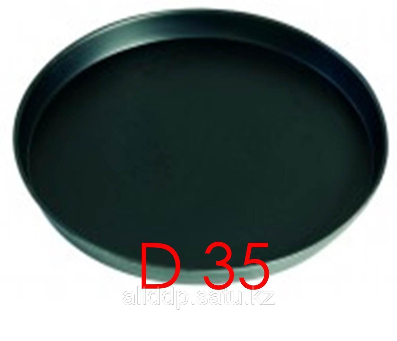 Форма для пиццы, D 350 мм, H 25 мм