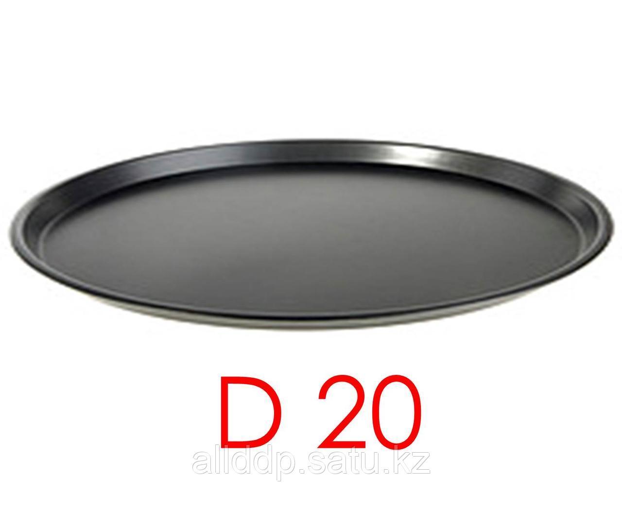 Форма для пиццы, круглая, D 250 мм