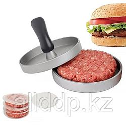 Пресс-форма для котлет и бургеров диаметром 12 см.