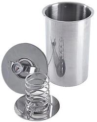 8701 FISSMAN Ветчинница на 1,5 кг с термометром (нерж. сталь)