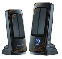 "Колонки ""Camac CMK-868A 4W RMS(2Wx2) AC,Headphone Jack,Microphone Jack кор-30шт"""