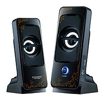"Колонки ""Camac CMK-868C 4W RMS(2Wx2) USB,Headphone Jack,Microphone Jack кор-30шт"""