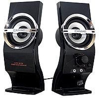 "Колонки ""Camac CMK-878 5W RMS(2.5Wx2) AC,Headphone Jack,Microphone Jack кор-30шт"""