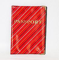 Обложка для паспорта, 13*9,5см, пластик/глянец