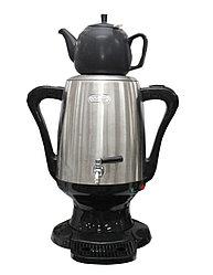 Самовар электрический с чайником, 3л.