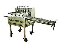 Тестораскаточная машина для слоеного теста, производство Китай, 155*60*94 см, нержавеющая сталь