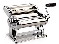 8300 FISSMAN Машинка для раскатки теста и приготовления лапши 2 / 6,6 мм (ширина вальца 15 см) (хромированная