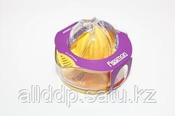 8619 FISSMAN Соковыжималка для цитрусовых (пластик)