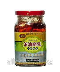 Дофу (соевый сыр) в масле, 280 г
