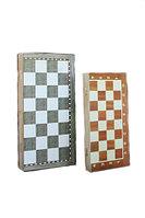 Шахматы 3 в 1, 40*20,5*4,5см, дерево