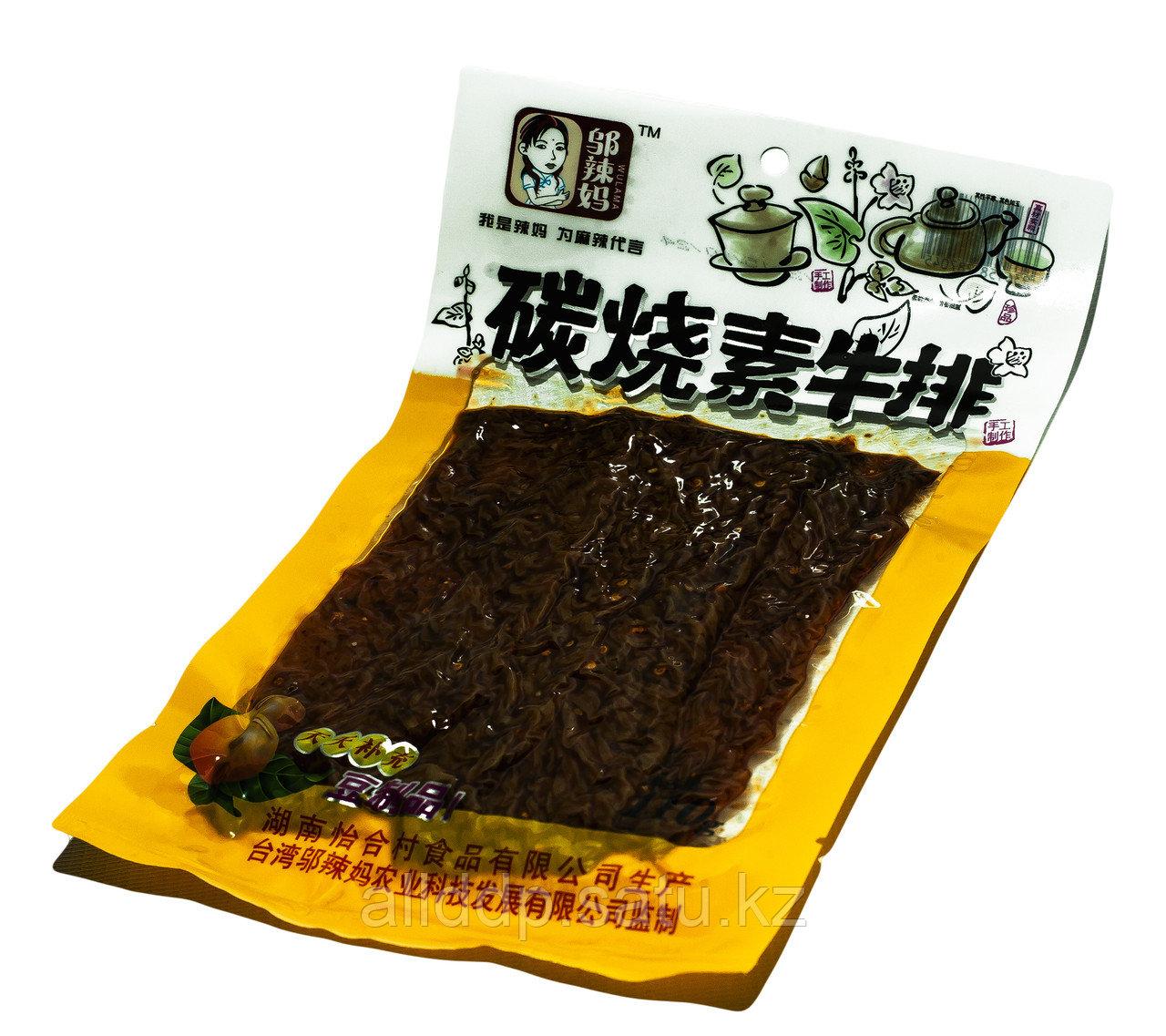 Соевое сушеное мясо Wulama_2, 80 г