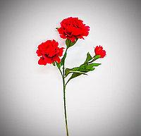 """Цветы искусственные """"Пионы"""", цвет mix, h-75см, пластик"""