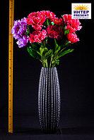 """Цветы искусственные """"Пионы"""", цвет mix, h-100см, пластик/текстиль"""