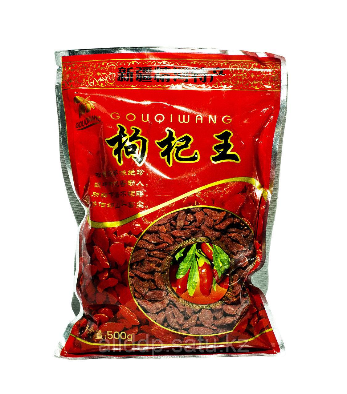 Ягоды годжи сушеные Gouqiwang, 500 г