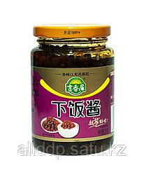 Аджика готовая с фасолью Ji Xiang Ju, 280 г