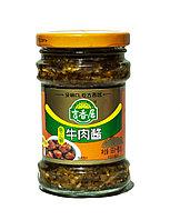 Аджика китайская без масла Ji Xiang Ju,188 г