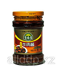 Аджика китайская с маслом Ji Xiang Ju,188 г