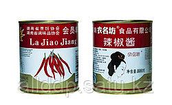 Аджика китайская, La Jiao Jiang, 800 г