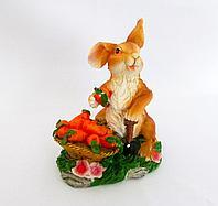 Пасхальный заяц, h-15см, керамика