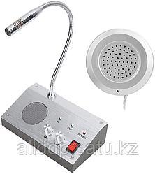 Переговорное устройство клиент - кассир Zhudele