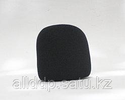 Ветрозащита на микрофон, поролон, черная