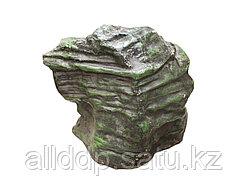 Колонка уличная под камень зеленый, 30 Вт