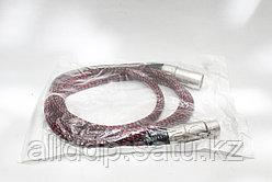 Микрофонный кабель в нейлоновой оплетке Canon папа XLR мама XLR, 2м