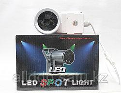 Пинспот LED SPOT LIGHT 10W, цветной