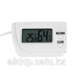 Электронный термометр влагомер для инкубатора с выносным датчиком