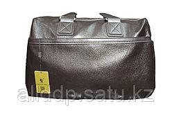 Мужская сумка-портфель А66273, 50х20х28см (коричневая)