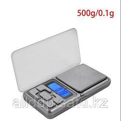 Весы ювелирные 0,1–500 гр, Yingjie, 120×60×20 мм