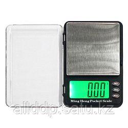 Весы ювелирные 0,1–600 гр, MH-339, 115x80x20 мм