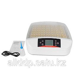 Инкубатор на 56 яиц с ЖК дисплеем автоматический