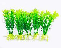 Трава для аквариума, в ассортименте, h-12см, пластик