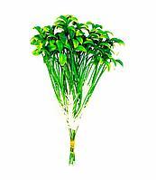 Трава для аквариума, h-18см, пластик