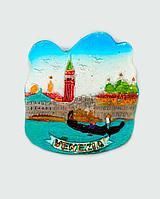 """Магнит """" Венеция"""", h-6см, керамика"""