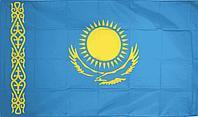 Флаг - Казахстан, 1*2м, ткань