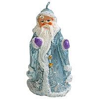 """Свеча новогодняя """"Дед мороз"""", h-8см, парафин"""