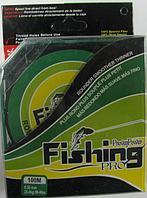 Леска шнур 300м FISHING-PRO